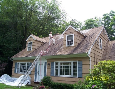 Long Island Roof Cleaning